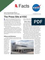 NASA Facts the Press Site at KSC 2004