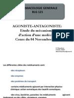 Pharmacometrie Cnam Antagoniste