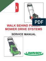 Lawnboy 10313 Service Manual