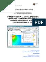 Introduccion a SIGMA_2007