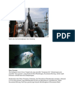 Salah Satu Hasil Penangkapan Ikan Cakalang