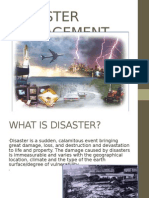 Disaster Management Final