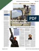 Intervista al capo della Fao in Somalia, Luca Alinovi