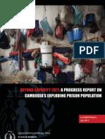 Licadho Cambodia Prison Report