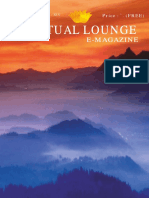 Spiritual Lounge EMagazine August 2011