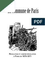 La Commune de Paris - Révolution et contre-révolution à Paris en 1870-1871