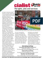 Pride Leaflet Leeds