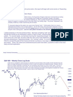Sp500 Update 6AUG11