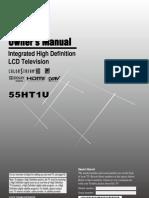 55HTC1U Manual