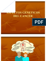 Aspectos Geneticos Del Cancer