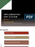 Presentasi ERP 2011