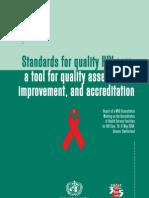Standard Utk HIV