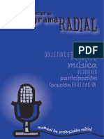 Manual Produccion Radio