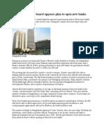 Bangladesh Bank Board Opposes Plan to Open New Banks2