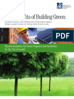 Building Green