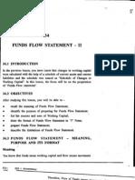 L-34 Funds Flow Statement - II