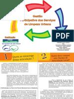 Gestão Participativa dos Serviços de Limpeza Urbana