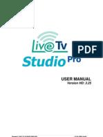 Ltvs-pro-hd User Manual v3-25 r110728eng
