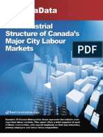 CanaData Labour Market Report