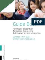 Guide Book Master 2011