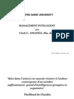 Management Intelligenet