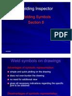 8 Welding Symbols
