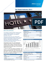 Overview of Tbilisi Hotel Industry 2011