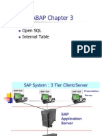Abap Table
