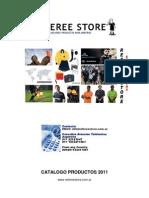 Catálogo Referee Store 2011