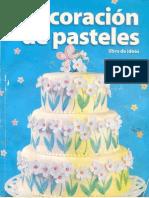 Wilton - Decoracion de Pasteles - Libro de Ideas