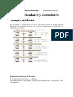 Temporizadores y Contadores
