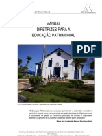 Diretrizes Para Educacao Patrimonial[1]
