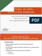 Estructuras de Datos - Parte II Para Metros