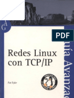Redes Linux Con TCP IP