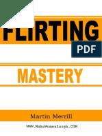Flirting Mastery Martin Merril