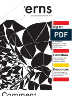 Buro Happold Patterns - Issue 15 2010 Small