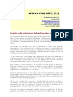 Abeama News Abril 2011