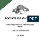 Kameleon K8 Manual