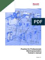 Extract From R927001115 -Practice Electro Pneumatics Student En