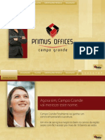 João Luiz 9544.5887/ Leandro 8209.5599 -Primus Offices Campo Grande- Heko-Primus Offices - Campo Grande