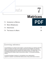 7 1 Introduction to Matrices