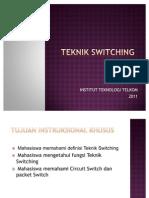 Bab 2 Teknik Switching