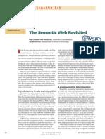 Semantic Web Revisted