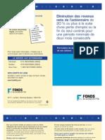 [FR] Fonds de solidarité FTQ - Demande de rachat à la suite d'une perte d'emploi, 4