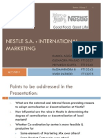 Section Group 7 Nestle CaseStudy