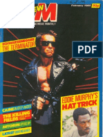 Film Review - Febuary 1985 - The or AMT AutoMag