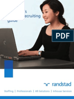 Randstad Internet Recruiting Guide English
