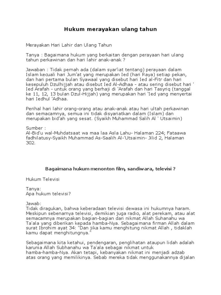 Fatwa Fatwa Lajnah Daimah 2