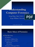 Understanding Computer Forensics -- p2