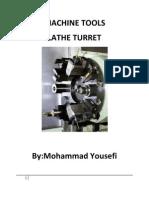 Lathe Turret (1)